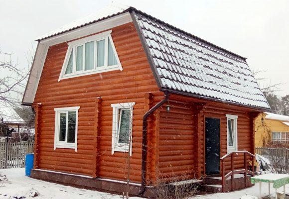 Готовый дом Утяк